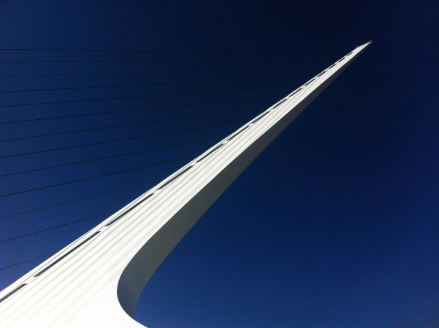 Sun-Dial-Bridge-Abstract